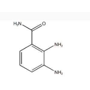 <em>Benzamide</em>, <em>2</em>,3-diamino-