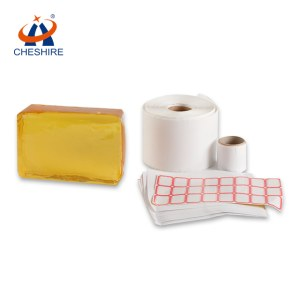 Cheshire hot melt adhesive for label stickers and BOPP label production line