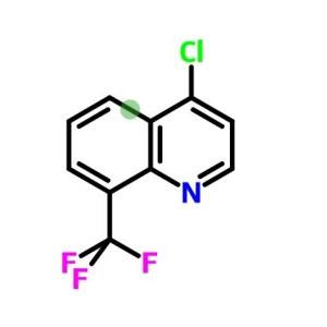 4-CHLORO-8-(TRIFLUOROMETHYL)QUINOLINE