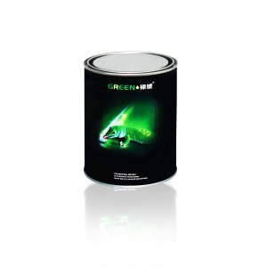 High Solid Automotive Paint 1K Metallic Colors
