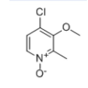 4-Chloro-3-methoxy-2-methylpyridine N-oxide
