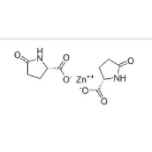 <em>bis</em>(5-oxo-L-prolinato-N1,O2)<em>zinc</em>
