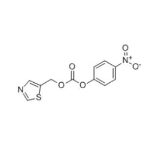((5-Thiazolyl)methyl)-(<em>4-nitrophenyl</em>)carbonate