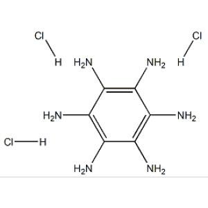<em>1</em>,<em>2</em>,<em>3</em>,<em>4</em>,<em>5</em>,6-Benzenehexamine-3HCl