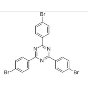 2,4,6-TRIS(4-BROMOPHENYL)-1,<em>3</em>,<em>5-TRIAZINE</em>