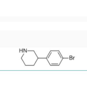 Piperidine, 3-(4-bromophenyl)-