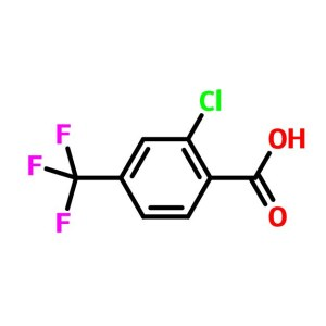 2-chloro-4-(<em>trifluoromethyl</em>)<em>benzoic</em> <em>acid</em>