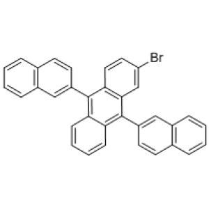 ANTHRACENE, 9-BROMO-10-(1-NAPHTHALENYL)-