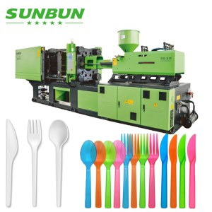 Sunbun 230T high speed servo motor cheap plastic injection molding machine