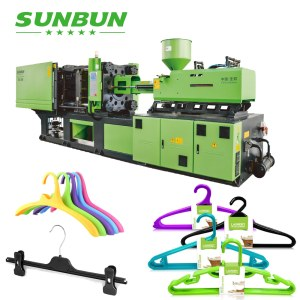 China Sunbun Central locking high quality plastic injection molding machine