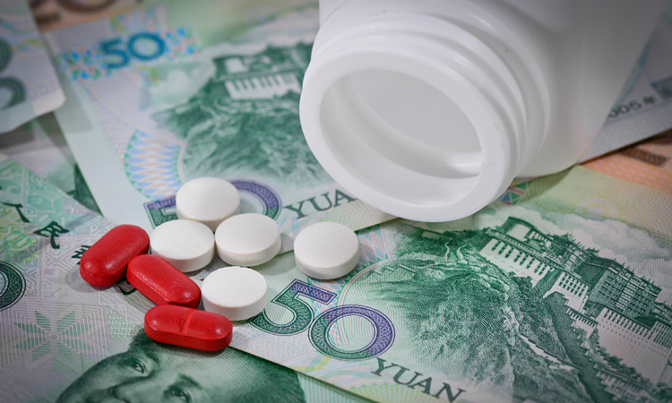 drug price in China