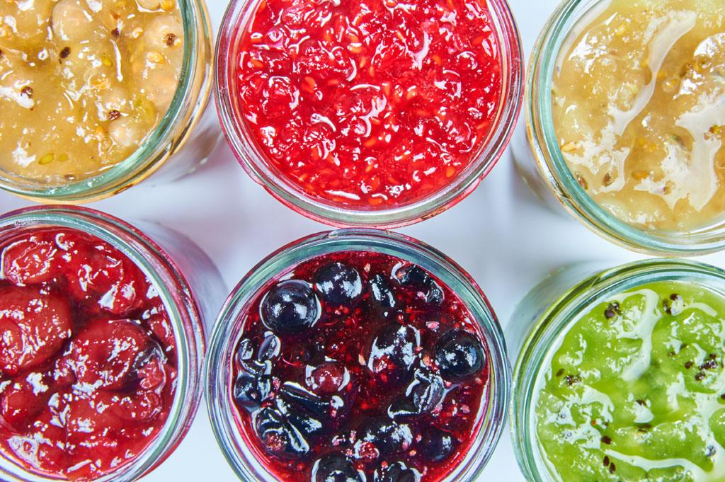 sodium polyacrylate for jams
