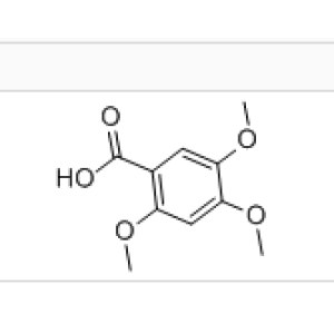 2,4,5-Trimethoxybenzoic acid