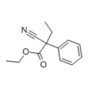 Ethylphenylcyano-acetic acid ethyl ester
