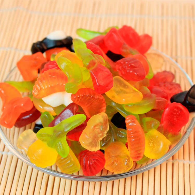 food grade gelatin for confectionery