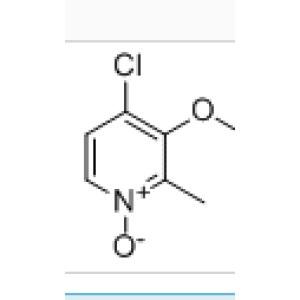 4-Chloro-3-methoxy-2-methylpyridine <em>N-oxide</em>