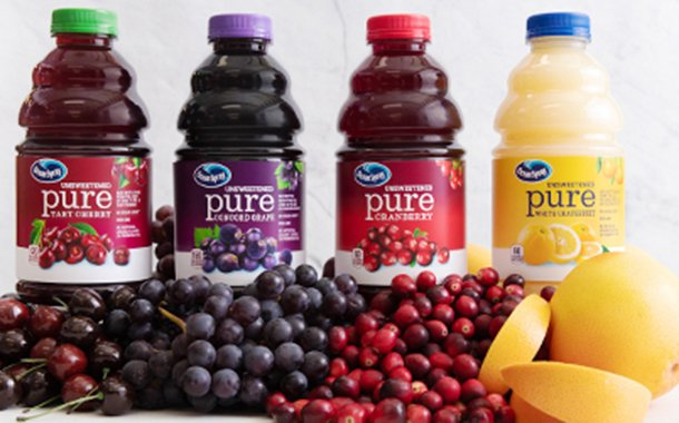 Ocean Spray new flavours