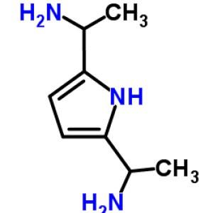 1,1'-(1H-Pyrrole-2,5-diyl)diethanamine