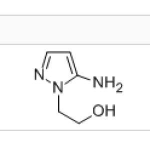 5-Amino-1-(2-hydroxyethyl)pyrazole