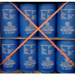 Hydrochloric Acid commercial grade with best price (HCl)