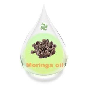 Best Wild Bulk Moringa Seed Oil Wholesale Carrier Oil for Skin Care Price Best Top Grade