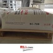 Ruichem Rutile Titanium Dioxide RC-708 Tio2 Sulfate Process