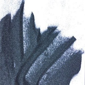 Black silicon carbide for grinding wheel & bonded coated abrasive tools
