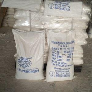 High performance material Sodium Monochloroacetate (SMCA)