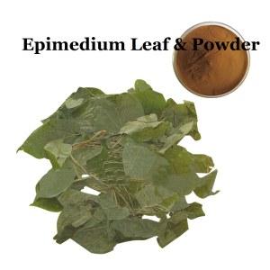 Epimedium Extract Icariin Powder