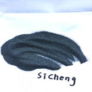 BLACK SILICON CARBIDE BLACK CORUNDUM GRAINS