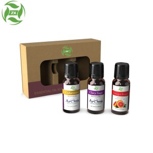 Factory OEM 100% Natural Plants Essential Oil  Pure Essential Oil Set