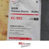 Low Price Ruichem Rutile Titanium Dioxide RC-901 for plastics