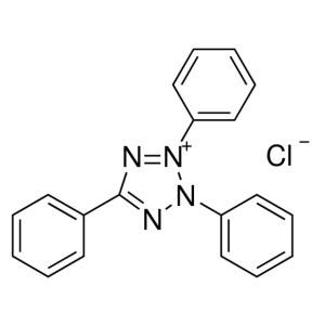 2,3,5 Tri Phenyl-2 H-Tetrazolium Chloride