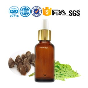 Hot wood seed oil