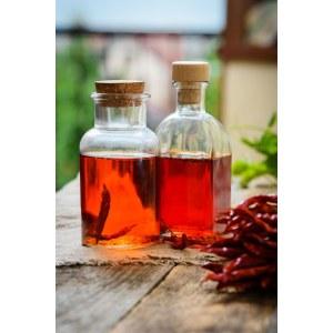 chili oil  Essential Oil 10% hot