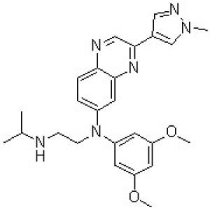 6-(2-Bromoethyl)quinoxaline