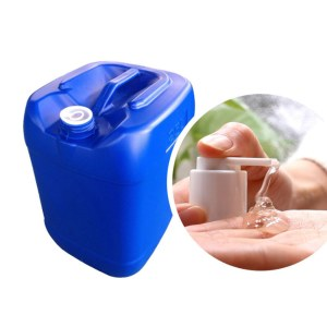Factory direct supply hand washing waterless hand sanitizer gel for wholesale