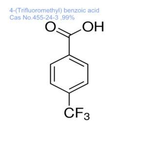 4-(<em>Trifluoromethyl</em>) <em>benzoic</em> <em>acid</em>