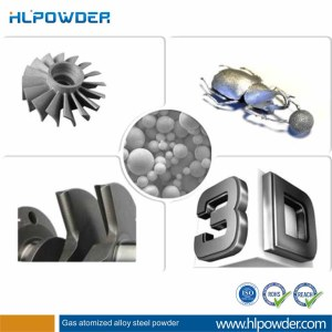 Spherical 316L stainless steel powder for 3D printing