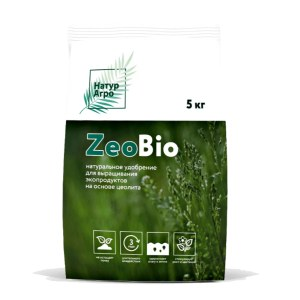 "Enriched zeolite ""NaturAgro"""