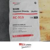 Ruichem Rutile Titanium Dioxide RC-919 for plastics