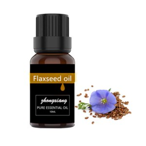 High Grade Organic Flaxseed Oil Esential Oil Lose Weight