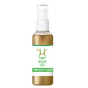 Natural herbal medicinal ingredients weight loss thin body massage oil