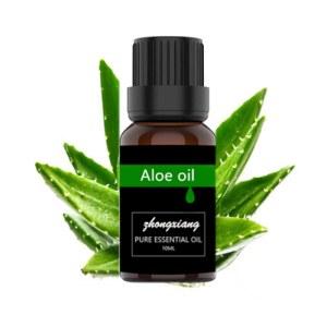 OEM Moisturizing oil properties  Essential Oil Aloe oil