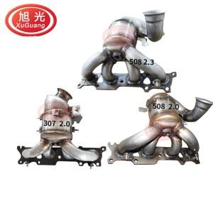 auto exhaust catalyst for catalytic converter