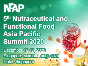 Nutraceutical and Functional Food Asia Pacific Summit 2020