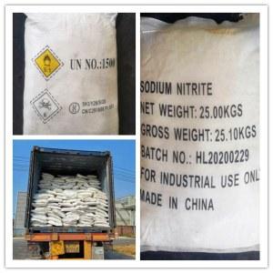 Sodium Nitrie for dyes,  Sodium <em>nitrite</em> with best price