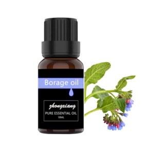 Manufactuer Wholesale Body Massage Essential Oil Borage oil