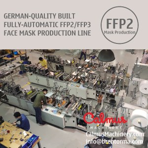 ffp2 mask making machine