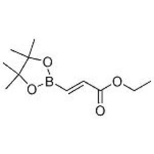 2-ETHOXYCARBONYLVINYLBORONIC ACID PINACOL ESTER 1009307-13-4, 1263187-14-9, Organic boronic acid